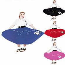 Poodle Skirt Adult Plus