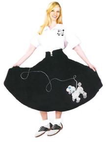 Poodle Skirt Adult