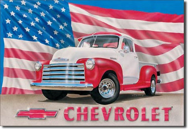 CHEVY '51 PICK UP