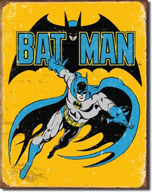 Batman - Retro Tin Sign