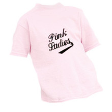 Pink Ladies Tee Shirt Youth