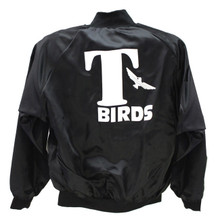 Thunderbird or T Bird Satin Jacket  Youth