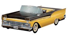 1957 Ford Fairlane Skyliner Foodbox