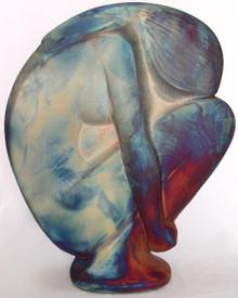 087 - Crouching Woman