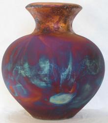 126 - Large Round Vase
