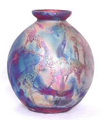 140 - Plum Vase