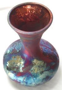 142 - Fluted Onion Vase