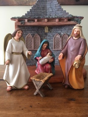 Bethlehem Nativity Company- Christmas Nativity Set- 7 inches