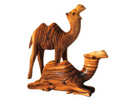 Olive Wood Camel Set