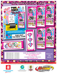 Pink Bingo Pinkies