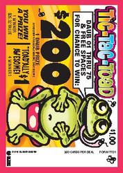 TTD1 Tic Tac Toad