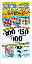 Silver Star Bingo Event 9423