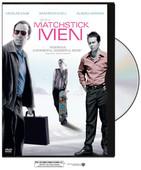 Matchstick Men (Widescreen Edition) (Snap Case) (2003) Nicolas Cage (Actor), Alison Lohman (Actor), Charles de Lauzirika (Director), Ridley Scott (Director) | Rated: PG-13 | Format: DVD
