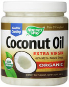 "Coconut oil is a natural energy source because it contains MCTs (medium chain) ""good fats"" the body uses to produce energy."