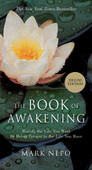 The Book of Awakening: Having the Life You Want by Being Present to the Life You Have by Mark Nepo.
