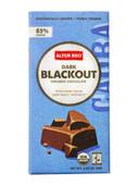 Alter Eco Organic Chocolate Dark Blackout 85% Cocoa