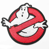 Ghostbusters Travel Patch