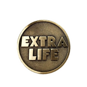Ready Player One Extra Life Coin