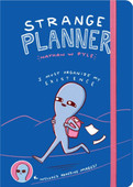 2021 Strange Weekly Planner