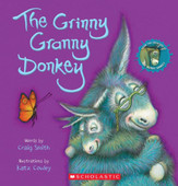The Grinny Granny Donkey By Craig Smith, Katz Cowley