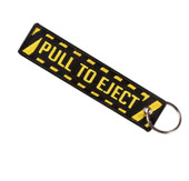 Pull To Eject Key Chain