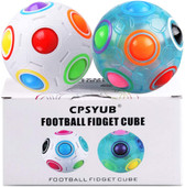 Rainbow Magic Ball Cube 2 Pack