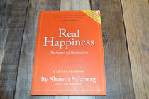 Real Happiness The Power Of Meditation By Sharon Salzberg