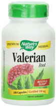 Valerian Root has a guaranteed natural potency of .1% Valerenic acids. Valerian has a relaxing effect on the nervous system in that it promotes relaxation.