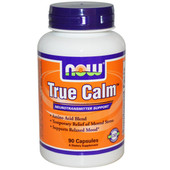 True Calm is an effective combination supplement that incorporates the latest amino acid and neurotransmitter research into one easy-to-use formula.