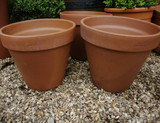 Terracotta Plain Pot - 29cm