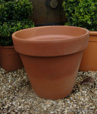 Terracotta Plain Pot - 37cm