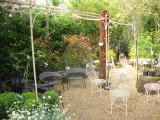 Iron Wall Pergola - Collection or local delivery only