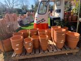 Plain Saucers - Yorkshire Flowerpots (11cm-36cm)