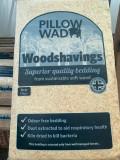 Pillow Wad Woodshavings - 3.6kg