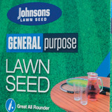 Johnsons 'General Purpose' lawn seed - 1kg (for 40sq m)
