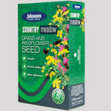 Johnsons 'Country Meadow' grass & wildflower seed - 200g