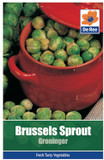 Brussel Sprout 'Groninger' Seeds