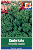 Curly Kale 'Westland Autumn' Seeds