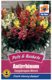 Antirrhinum 'Snapdragon Mixed' Seeds