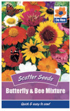 Butterfly & Bee Mixture - Scatter Seeds