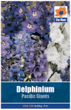 Delphinium 'Pacific Giants' Seeds