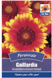 Gaillardia Grandiflora Single Mixed Seeds