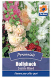 Hollyhock Double Mixed Seeds