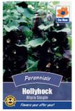 Hollyhock 'Nigra Single' Seeds