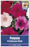 Petunia 'F2 Colorama Mixed' Seeds