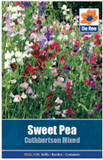 Sweet Pea 'Cuthbertson Mixed' Seeds