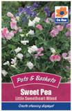 Sweet Pea 'Little Sweetheart Mixed' Seeds