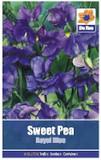 Sweet Pea 'Royal Blue' Seeds