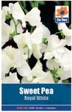 Sweet Pea 'Royal White' Seeds
