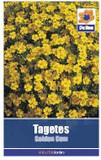 Tagetes 'Golden Gem' Seeds